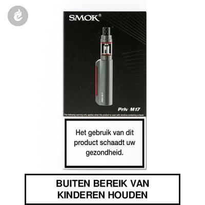 SMOK Priv M17 Startset Prism Gunmetal