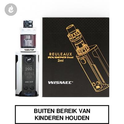 Wismec Reuleaux RX Gen3 Dual 230Watt Gradient Wit