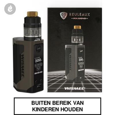 Wismec Reuleaux RX Gen3 300Watt Bruin