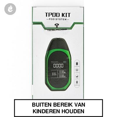 Teslacigs TPOD Startset Groen