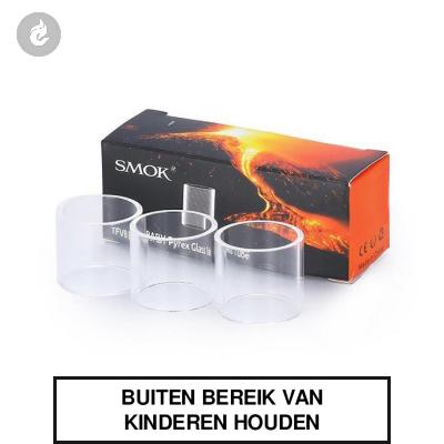 SMOK TFV8 X-Baby Pyrex Glas 2ml (3 stuks)