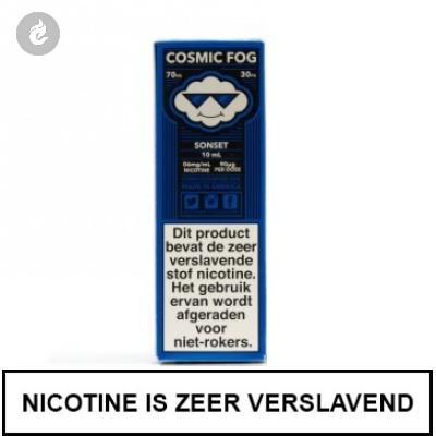 Cosmic Fog - Sonset 3mg Nicotine