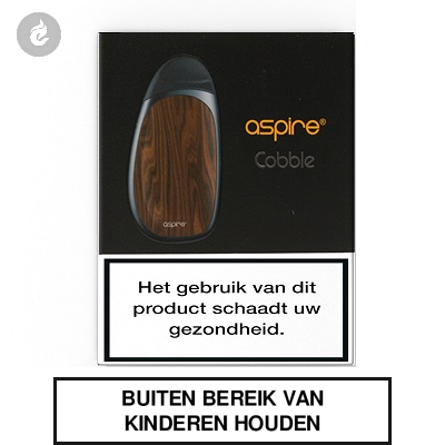 Aspire Cobble AIO Startset 1.8ml Wood Grain