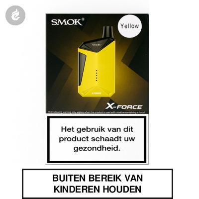 Smok X-Force AIO Startset Geel