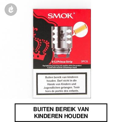 Smok V12 Prince Strip Coils 0.15ohm (doosje 3 stuks)