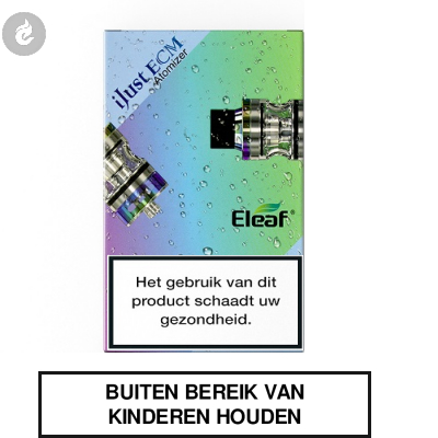 Eleaf iJust ECM Clearomizer 2ML Dazzling