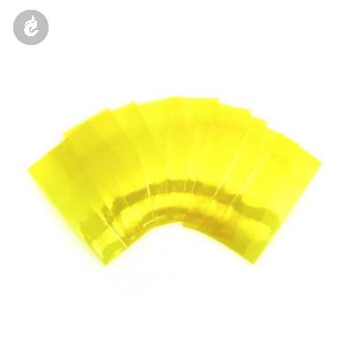 18650 batterij Wrap - Geel