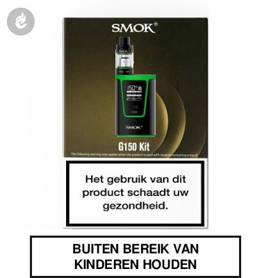 SMOK G150 Startset 150watt Groen