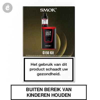 SMOK G150 Startset 150watt Rood