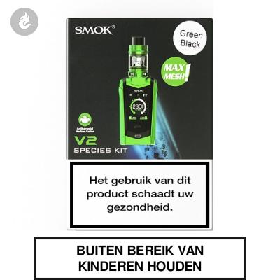 SMOK Species Startset 230watt Groen