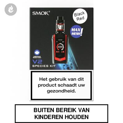 SMOK Species Startset 230watt Zwart