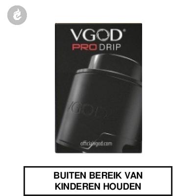 VGOD Pro Drip RDA Zwart