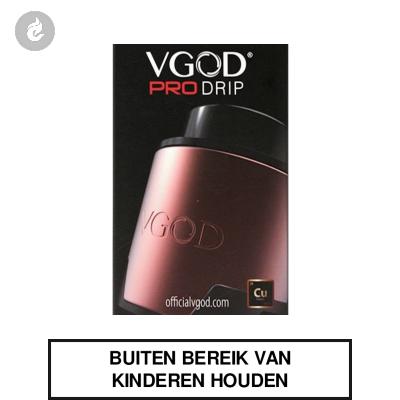 VGOD Pro Drip RDA Brons