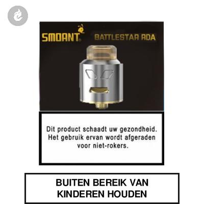 Smoant Battlestar RDA RVS