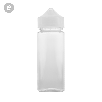 Chubby Gorilla PET E-Liquid Fles 120ml Transparant Blank