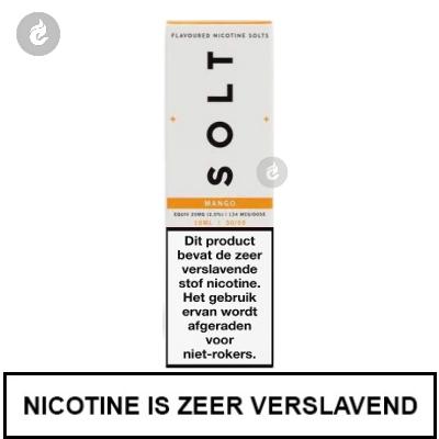 Solt Nic Salts Mango 10mg Nicotine 10ml