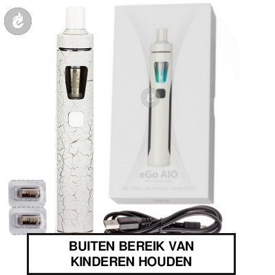 Joyetech eGo AIO Kit 1500mah Crackle A