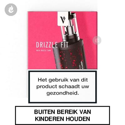 Vaporesso Drizzle Fit Startset Zwart/Rood