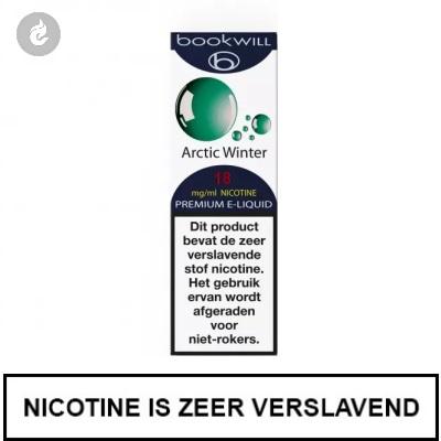 Bookwill Arctic Winter 18mg nicotine