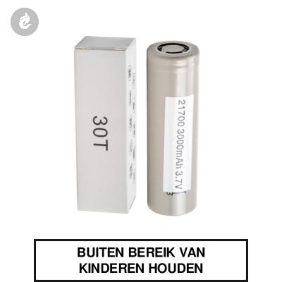 Samsung INR 30T 21700 Batterij 3000mAh 30A