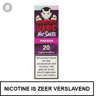 Vampire Vape - Pinkman - Ns/20MG Nicotine 10ml