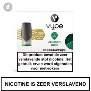 vype nicotine zout pods nic salts e-liquid 2ml 2 stuks crushed mint 6mg nicotine.jpg