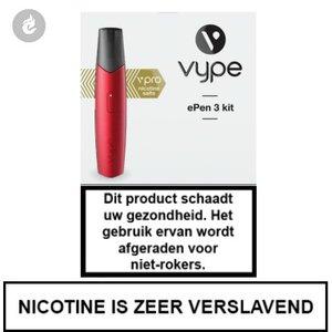 vype epen 3 e-sigaret e-smoker vape pod starterkit nic salt 650mah 2ml rood.jpg