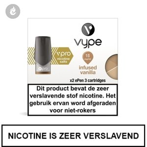 vype nicotine zout pods nic salts e-liquid 2ml 2 stuks infused vanilla 18mg nicotine.jpg