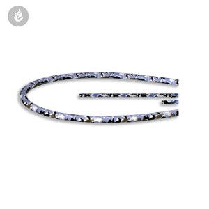siliconen waterpijp shisha hookah slang set 150cm camouflage paars.jpg
