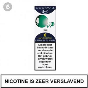 bookwill e-sigaret e-liquid 70pg 30vg fuji 6mg nicotine