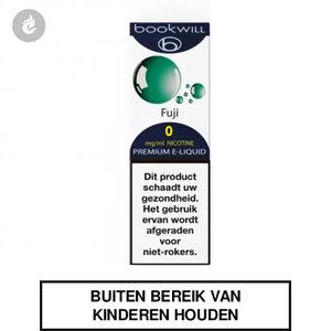 bookwill e-sigaret e-liquid 70pg 30vg fuji 0mg nicotinevrij