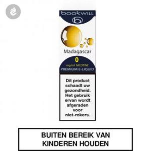 bookwill e-sigaret e-liquid 70pg 30vg madagascar 0mg nicotinevrij