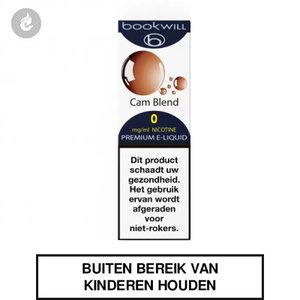 bookwill e-sigaret e-liquid 70pg 30vg cam blend 0mg nicotinevrij
