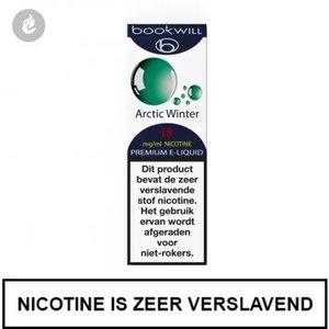 bookwill e-sigaret e-liquid 70pg 30vg arctic winter 18mg nicotine