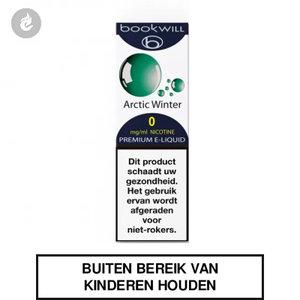 bookwill e-sigaret e-liquid 70pg 30vg arctic winter 0mg nicotinevrij