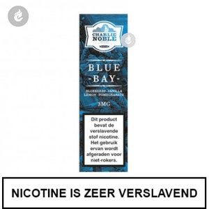 charlie noble e-liquid blue bay 12mg nicotine