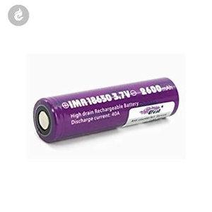 efest oplaadbare 18650 batterij 2600mah 40 ampere