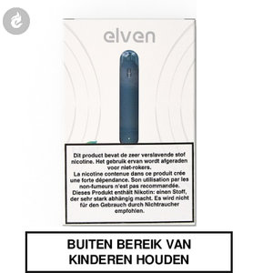 eleaf elven e-sigaret e-smoker startset blauw