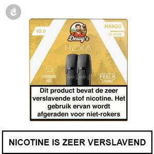 hexa 2.0 pods mango 2ml  2 stuks 20mg nicotine.jpg