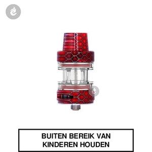 horizontech falcon mini resin clearomizer tank 2ml rood