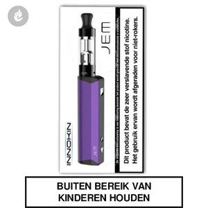 innokin jem e-sigaret e-smoker starterskit 1000mah 2ml paars