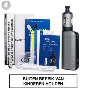 innokin ez watt 35 watt e-sigaret starterskit grijs