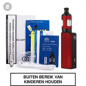 innokin ez watt 35 watt e-sigaret starterskit rood