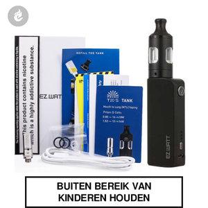 innokin ez watt 35 watt e-sigaret starterskit zwart