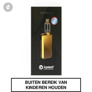 joyetech batpack e-sigaret starterskit goud aa batterij 8watt