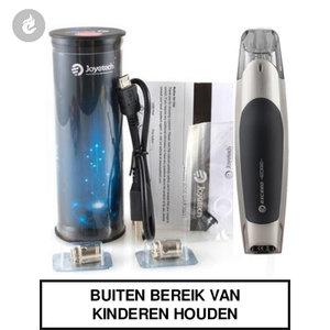 joyetech exceed edge e-sigaret pods e-smoker 2ml zilver grijs