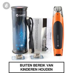joyetech exceed edge e-sigaret pods e-smoker 2ml oranje