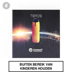 joyetech teros e-sigaret starterskit e-smoker 2ml geel rood