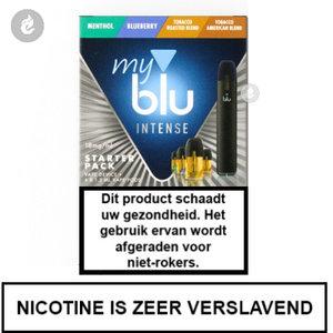 my blu proefpakket prefilled pod e-sigaret e-smoker starterkit nic salt nicotinezout 350mah zwart.jpg