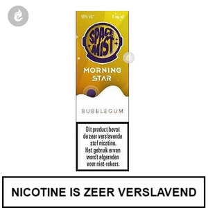 space mist morning star e-liquid 50pg 50vg 10ml bubblegum 3mg nicotine.jpg